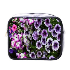 Flowers Blossom Bloom Plant Nature Mini Toiletries Bags