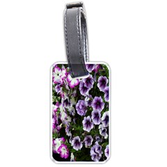 Flowers Blossom Bloom Plant Nature Luggage Tags (two Sides)