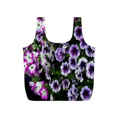 Flowers Blossom Bloom Plant Nature Full Print Recycle Bags (s)