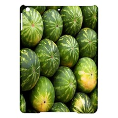 Food Summer Pattern Green Watermelon Ipad Air Hardshell Cases by Nexatart