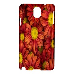 Flowers Nature Plants Autumn Affix Samsung Galaxy Note 3 N9005 Hardshell Case