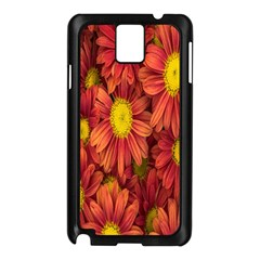 Flowers Nature Plants Autumn Affix Samsung Galaxy Note 3 N9005 Case (black)