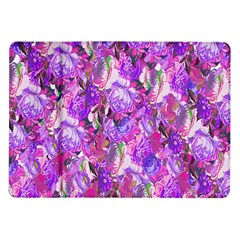 Flowers Abstract Digital Art Samsung Galaxy Tab 10 1  P7500 Flip Case