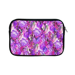 Flowers Abstract Digital Art Apple Ipad Mini Zipper Cases by Nexatart