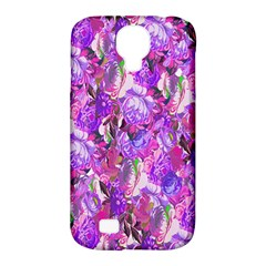 Flowers Abstract Digital Art Samsung Galaxy S4 Classic Hardshell Case (pc+silicone)