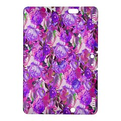 Flowers Abstract Digital Art Kindle Fire Hdx 8 9  Hardshell Case
