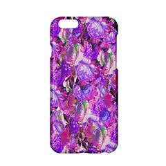Flowers Abstract Digital Art Apple Iphone 6/6s Hardshell Case