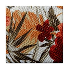 Fall Colors Tile Coasters by Nexatart