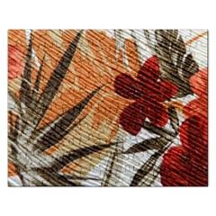 Fall Colors Rectangular Jigsaw Puzzl by Nexatart