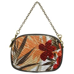 Fall Colors Chain Purses (one Side)  by Nexatart