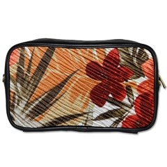 Fall Colors Toiletries Bags 2 Side by Nexatart