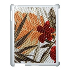Fall Colors Apple Ipad 3/4 Case (white) by Nexatart