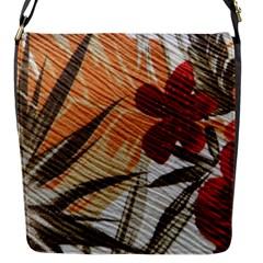 Fall Colors Flap Messenger Bag (s)