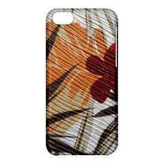 Fall Colors Apple Iphone 5c Hardshell Case by Nexatart