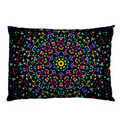 Fractal Texture Pillow Case (two Sides) by Nexatart