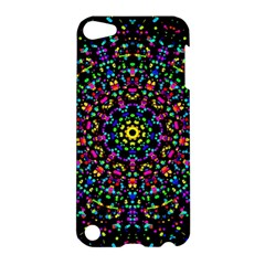 Fractal Texture Apple Ipod Touch 5 Hardshell Case by Nexatart