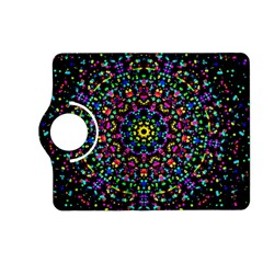 Fractal Texture Kindle Fire Hd (2013) Flip 360 Case by Nexatart