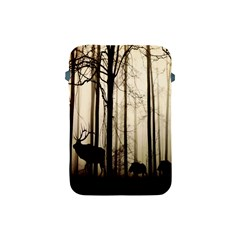 Forest Fog Hirsch Wild Boars Apple Ipad Mini Protective Soft Cases