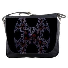 Fractal Complexity Geometric Messenger Bags