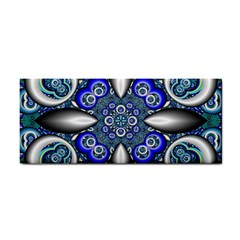 Fractal Cathedral Pattern Mosaic Cosmetic Storage Cases by Nexatart