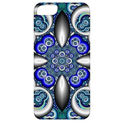 Fractal Cathedral Pattern Mosaic Apple Iphone 5 Classic Hardshell Case