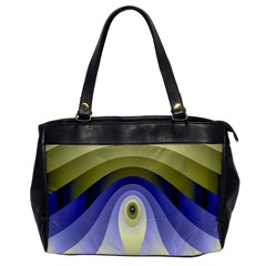 Fractal Eye Fantasy Digital Office Handbags by Nexatart