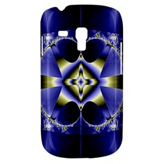 Fractal Fantasy Blue Beauty Galaxy S3 Mini