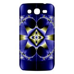 Fractal Fantasy Blue Beauty Samsung Galaxy Mega 5 8 I9152 Hardshell Case  by Nexatart