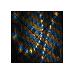 Fractal Art Digital Art Acrylic Tangram Puzzle (4  x 4 ) by Nexatart