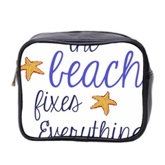 The Beach Fixes Everything Mini Toiletries Bag 2 Side