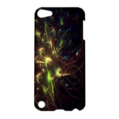 Fractal Flame Light Energy Apple Ipod Touch 5 Hardshell Case