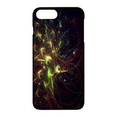 Fractal Flame Light Energy Apple iPhone 7 Plus Hardshell Case by Nexatart
