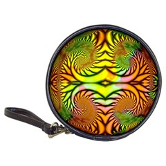 Fractals Ball About Abstract Classic 20 Cd Wallets