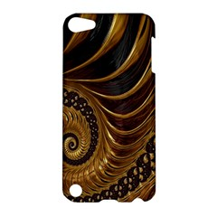 Fractal Spiral Endless Mathematics Apple Ipod Touch 5 Hardshell Case