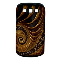 Fractal Spiral Endless Mathematics Samsung Galaxy S Iii Classic Hardshell Case (pc+silicone) by Nexatart