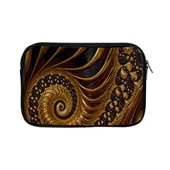 Fractal Spiral Endless Mathematics Apple Ipad Mini Zipper Cases