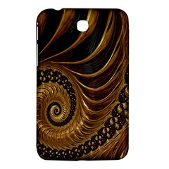 Fractal Spiral Endless Mathematics Samsung Galaxy Tab 3 (7 ) P3200 Hardshell Case  by Nexatart