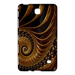 Fractal Spiral Endless Mathematics Samsung Galaxy Tab 4 (7 ) Hardshell Case  by Nexatart
