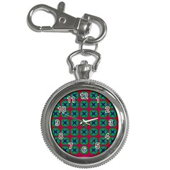 Geometric Patterns Key Chain Watches by Nexatart