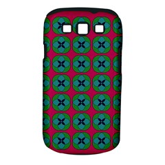 Geometric Patterns Samsung Galaxy S Iii Classic Hardshell Case (pc+silicone)