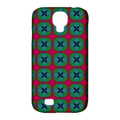 Geometric Patterns Samsung Galaxy S4 Classic Hardshell Case (pc+silicone)