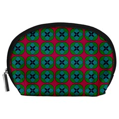 Geometric Patterns Accessory Pouches (large)