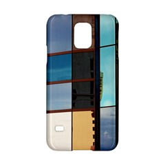 Glass Facade Colorful Architecture Samsung Galaxy S5 Hardshell Case