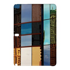Glass Facade Colorful Architecture Samsung Galaxy Tab Pro 10 1 Hardshell Case