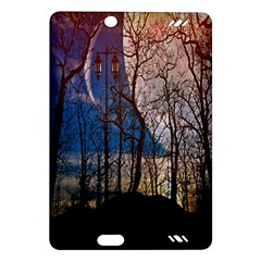 Full Moon Forest Night Darkness Amazon Kindle Fire Hd (2013) Hardshell Case by Nexatart
