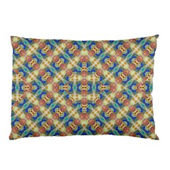 Modern Geometric Intricate Pattern Pillow Case by dflcprints