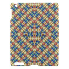 Modern Geometric Intricate Pattern Apple Ipad 3/4 Hardshell Case by dflcprints
