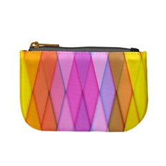 Graphics Colorful Color Wallpaper Mini Coin Purses