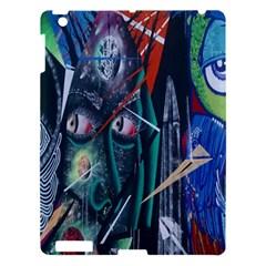 Graffiti Art Urban Design Paint Apple Ipad 3/4 Hardshell Case