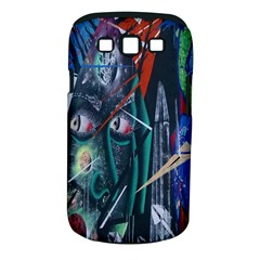 Graffiti Art Urban Design Paint Samsung Galaxy S Iii Classic Hardshell Case (pc+silicone)